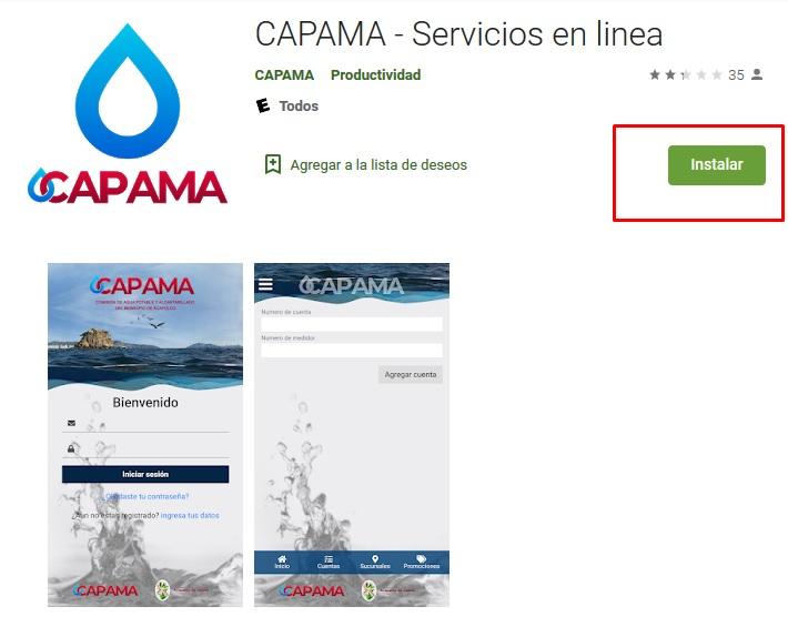 app capama