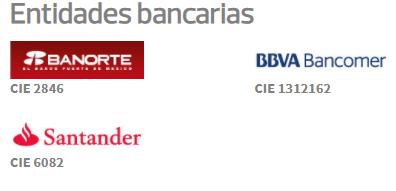 entidades bancarias grupo mas